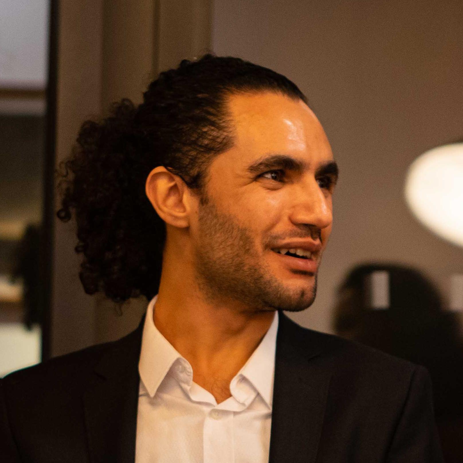 Mohamed Alborgi